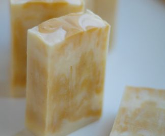 Gunter's Sweet Lemon Ice bar soap