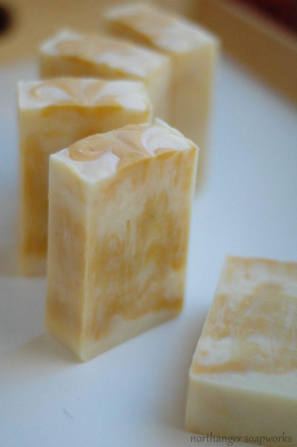 Gunter's Sweet Lemon Ice bar soap