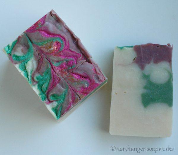 mrs bennet bar soap