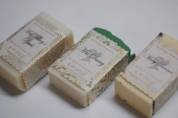 soap packaging example
