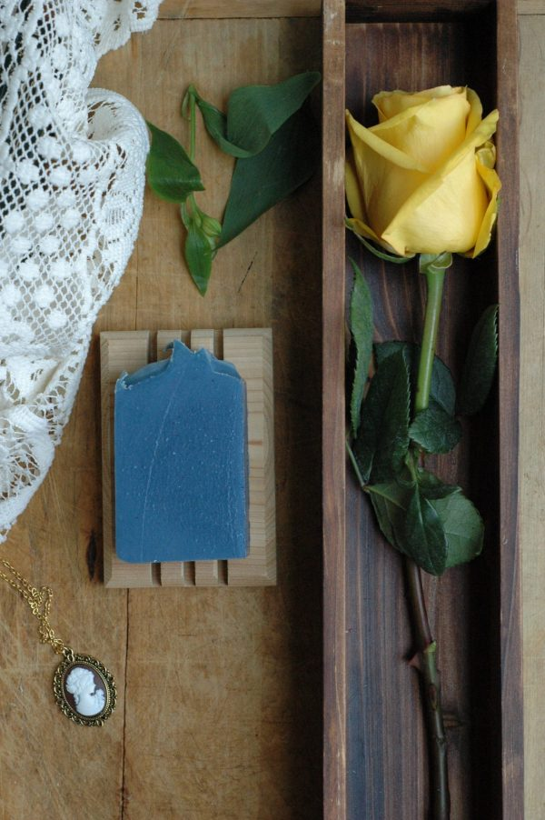 Captain Wentworth's Constancy bar soap, inspired from Persuasion and the epic love letter that Frederick writes to Anne. The perfect Jane Austen gift for a lady or a gentleman.