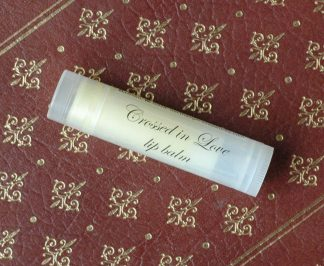A girl likes to be crossed in love now and then! This lip balm is inspired by Jane Bennet from Pride and Prejudice. #janeausten #chapstick