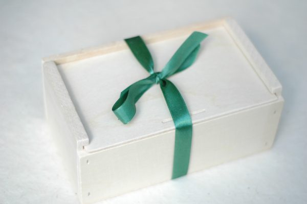 Slide-top Gift Box ideas for the perfect Jane Austen gift.