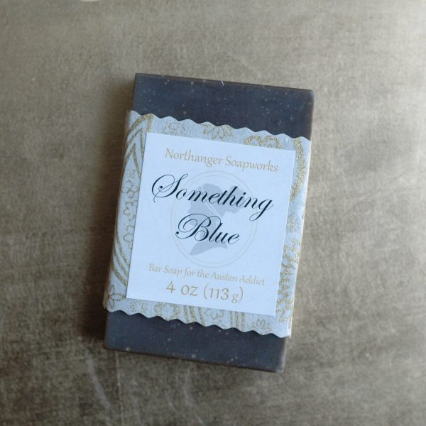 When you need Something Blue, this blueberry muffin scented bar soap is the perfect find. A perfect gift for the Bride on her wedding day or as a shower gift. Made by Northanger Soapworks