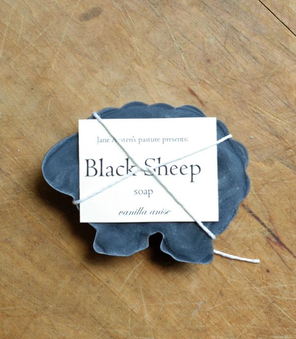 Jane Austen's sheep had a pleasant summer and are looking forward to the breeding season ahead...and some are hoping to spook a few shepherds! These are scented with spicy vanilla & anise, a gorgeous combination that you won't be able to resist. #Janeausten