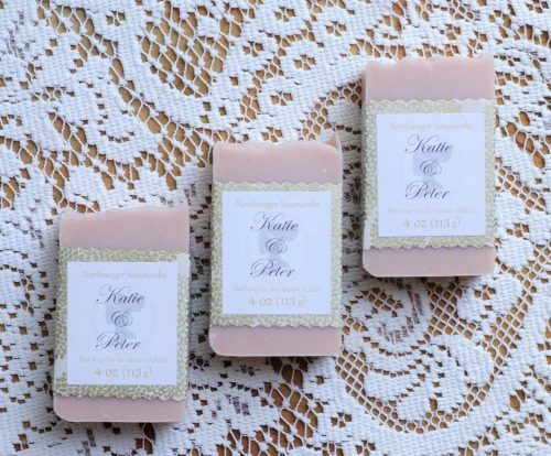 Look no further for soap wedding favors that will stun your guests and show off your favorite romantic quote! Our bar soap is perfect for book lovers and Jane Austen fans. Cameo/silhouette stamping is also a specialty we offer. #weddingfavor #weddingfavour