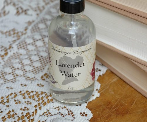 Jane Austen's favorite remedy is perfect for scenting your body or home. Beautifully packaged in a glass mist bottle with flowery label.