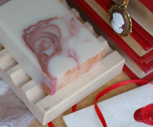 "Leap into 2020 with this leap year inspired bar soap! Inspired by the line from Northanger Abbey, ""Her Heart Leaped"". The perfect Jane Austen gift for a reader."