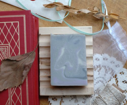 Reader, I Married Him. Jane Eyre's immortal words make us all sigh in unison, and inspired this Bronte soap bar. The perfect bookish gift for a reader.