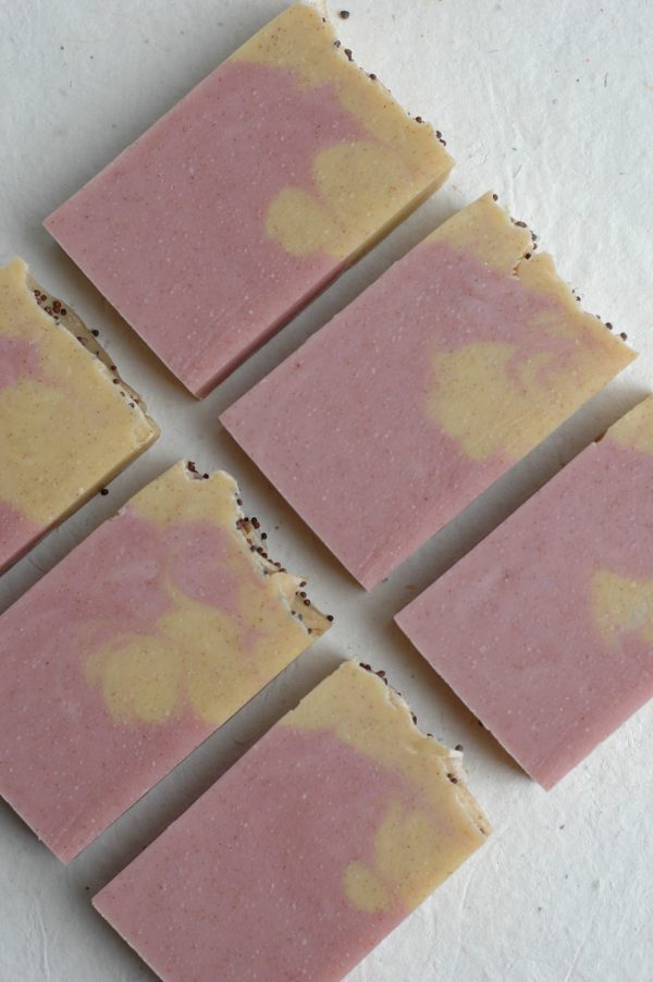 Inspired by Northanger Abbey itself, this exfoliating soap bar is dreamy and full of passion with its passionfruit scent! The perfect Jane Austen gift for a Lady.