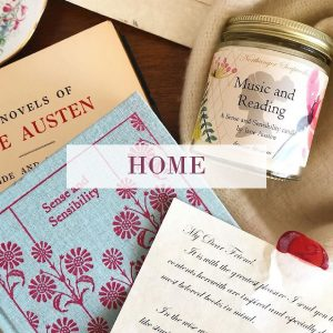 scented home products